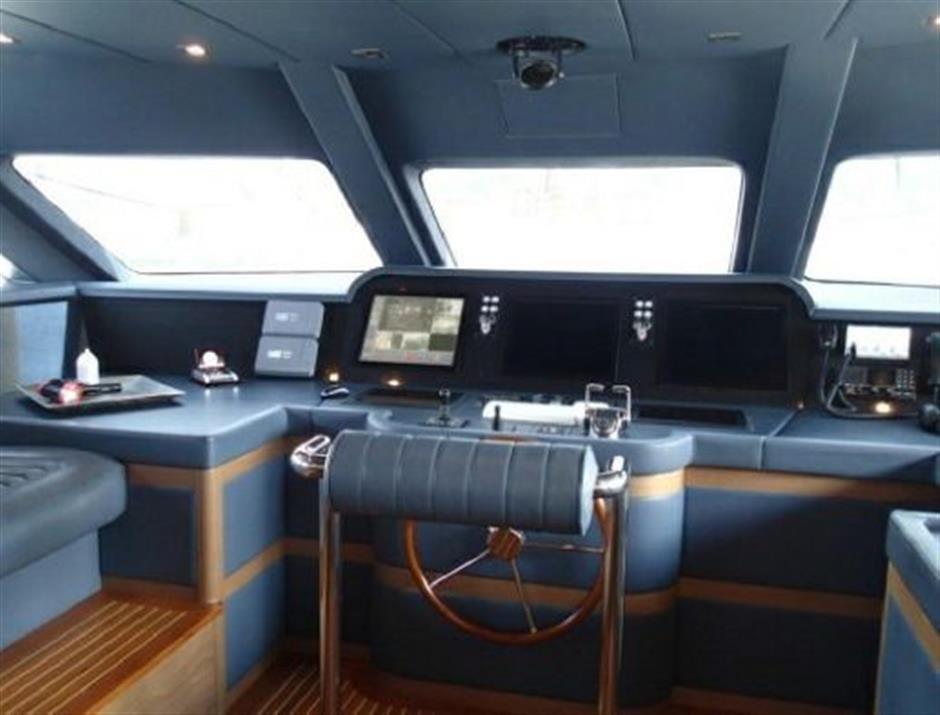 M/Y SERENDIPITY Yacht #5