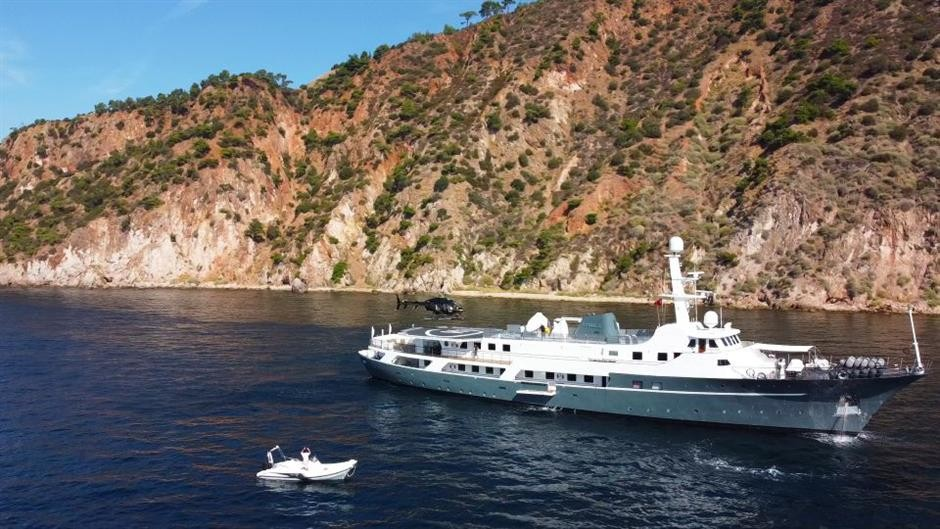 M/Y VOYAGER Yacht #31