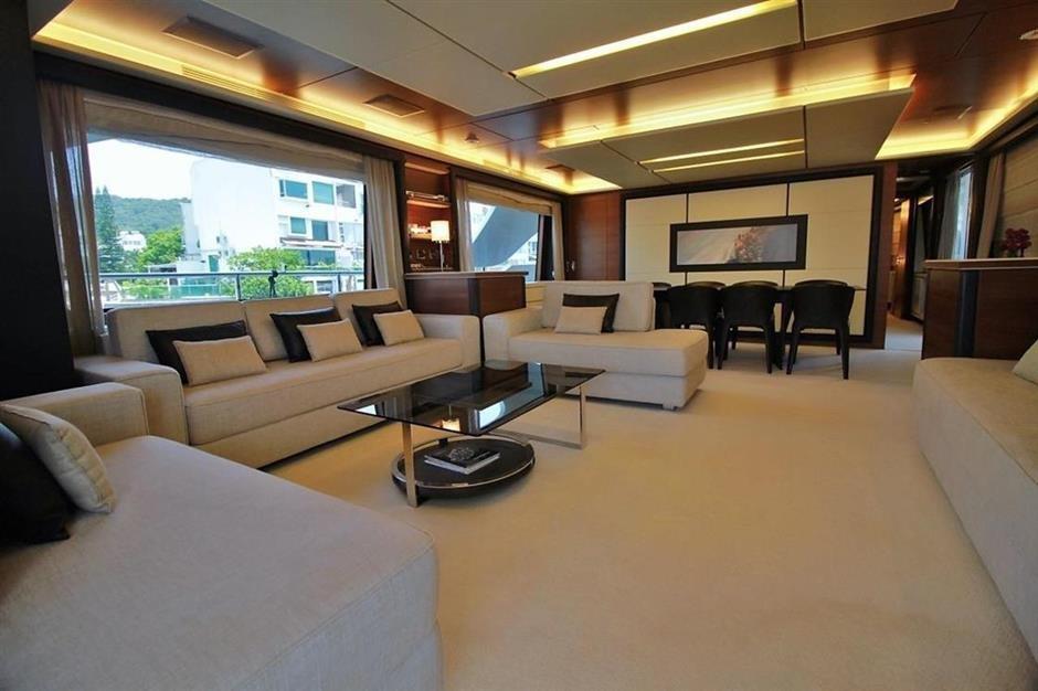 M/Y SUNRISE Yacht #14