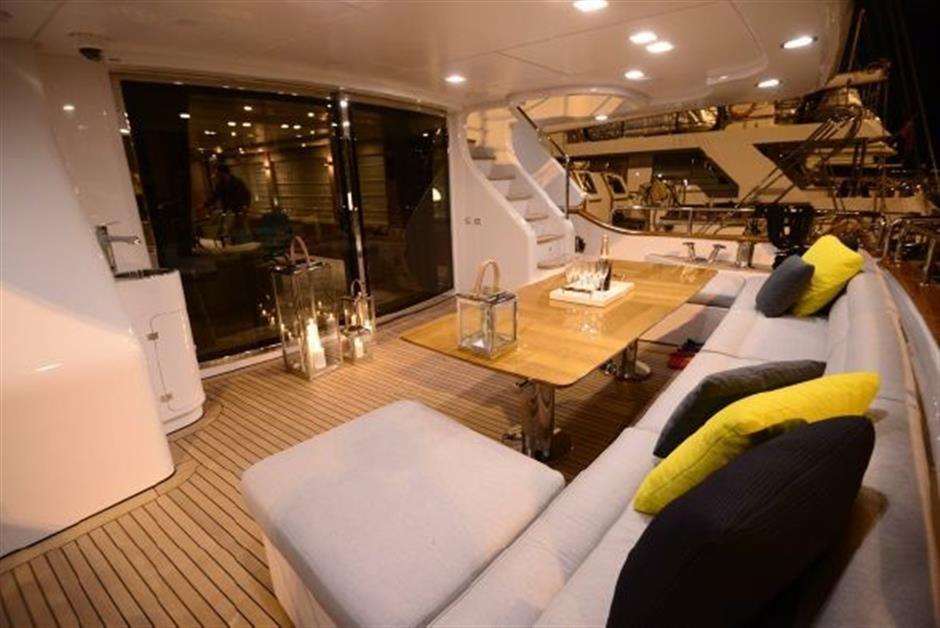 M/Y SERENDIPITY Yacht #6