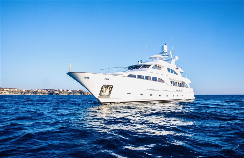 M/Y AQUABELLA Yacht #1