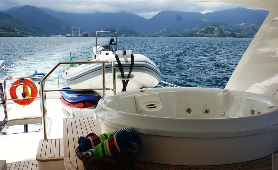 M/Y Saint Germain Yacht #17
