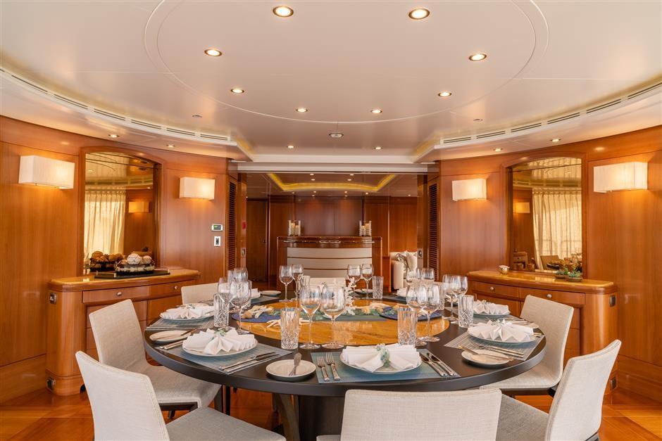 M/Y ALEGRIA Yacht #14