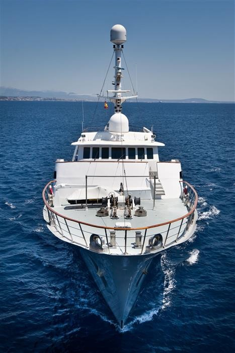 M/Y VOYAGER Yacht #29