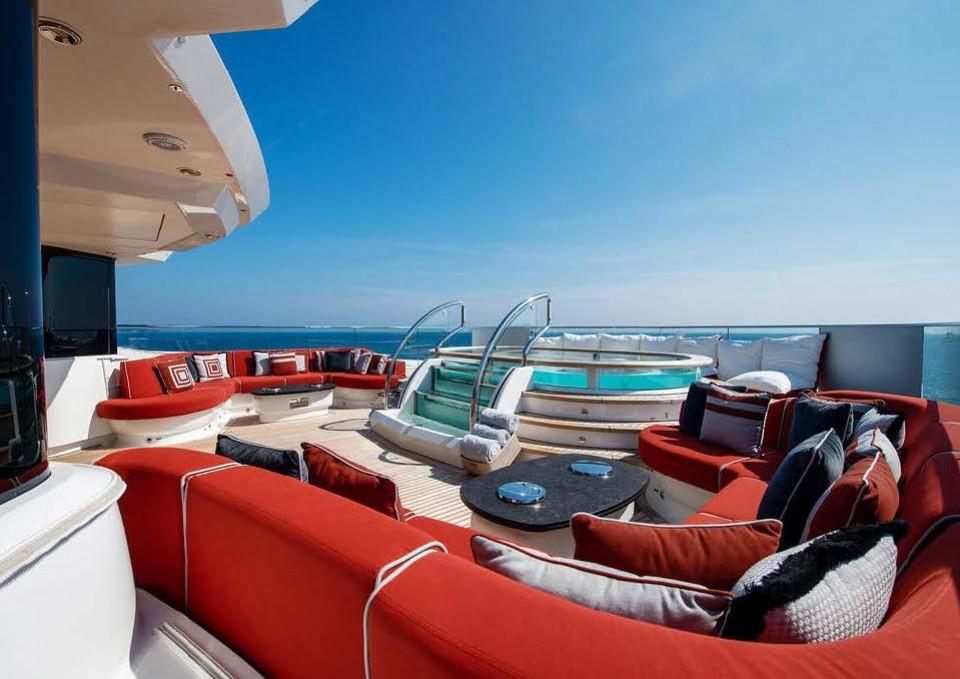 M/Y SUNRAYS Yacht #49