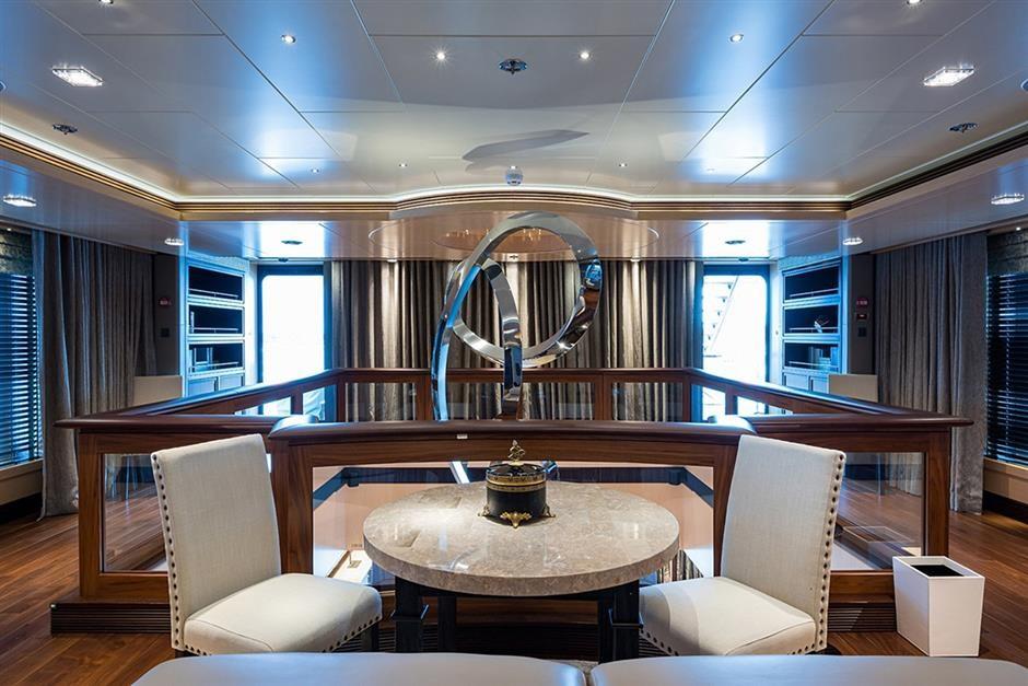 M/Y QUANTUM OF SOLACE Yacht #18
