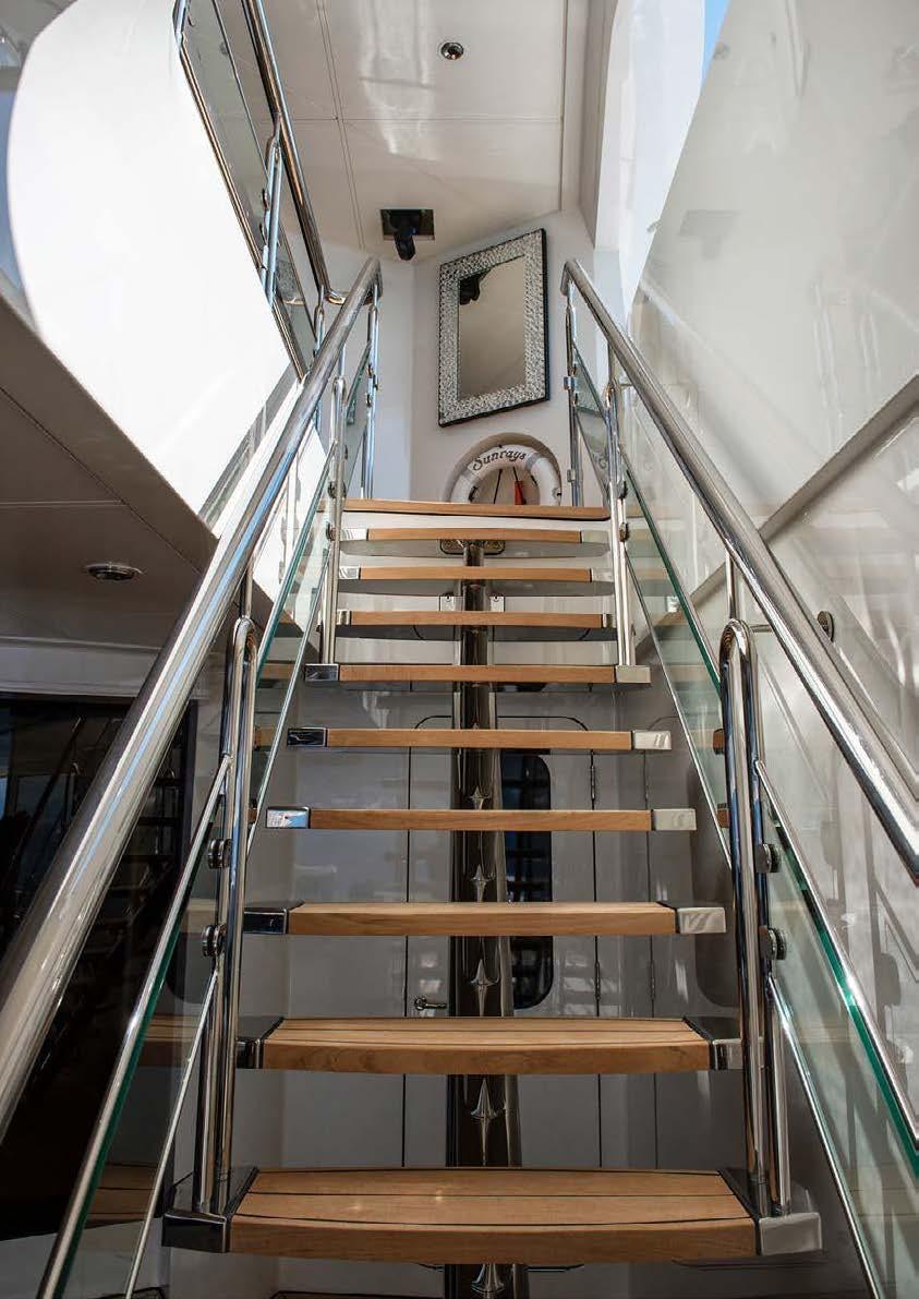 M/Y SUNRAYS Yacht #38