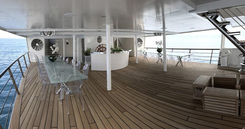 M/Y CHAKRA Yacht #15
