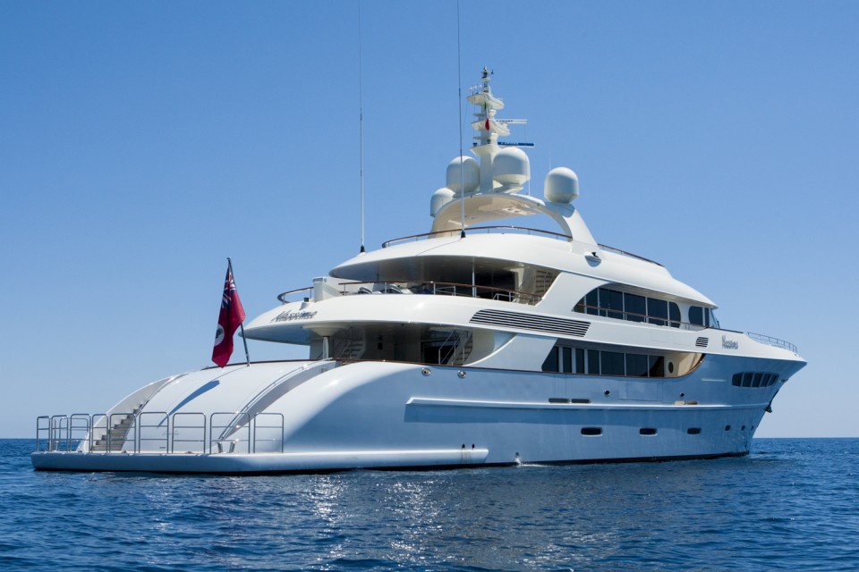 M/Y Nassima Yacht #23
