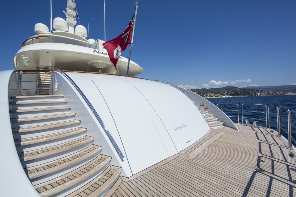 M/Y Nassima Yacht #5