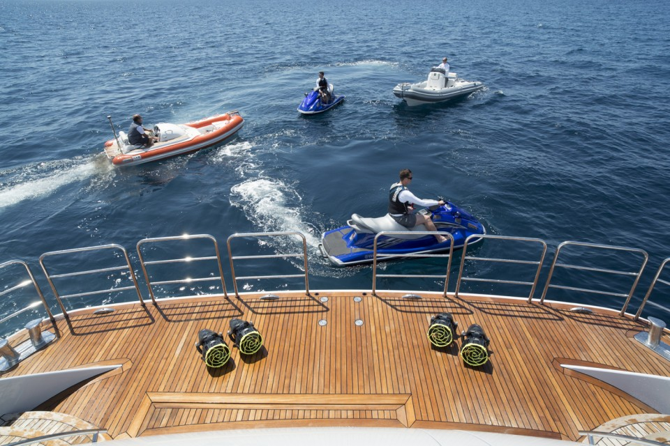 M/Y Nassima Yacht #11