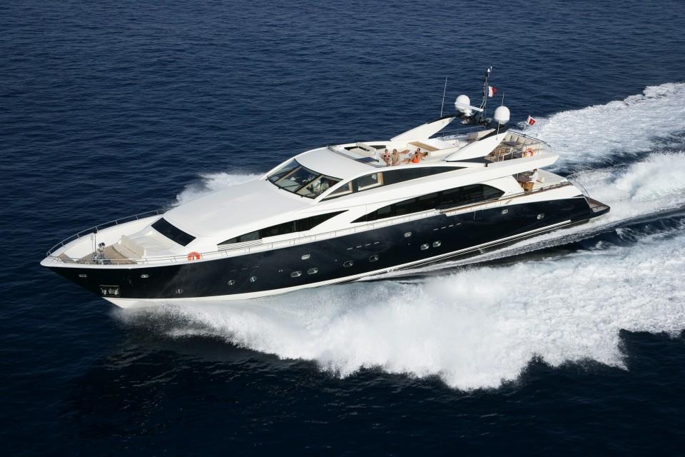 M/Y Kadimo's Yacht #1