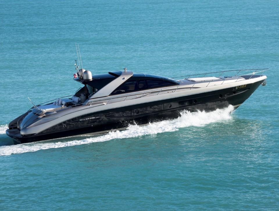 M/Y Miromutu Yacht #1