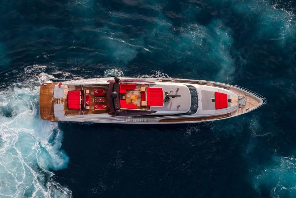 M/Y KJOS Yacht #5