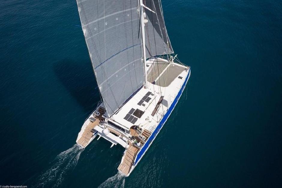 S/Y Arcadia V Yacht #7