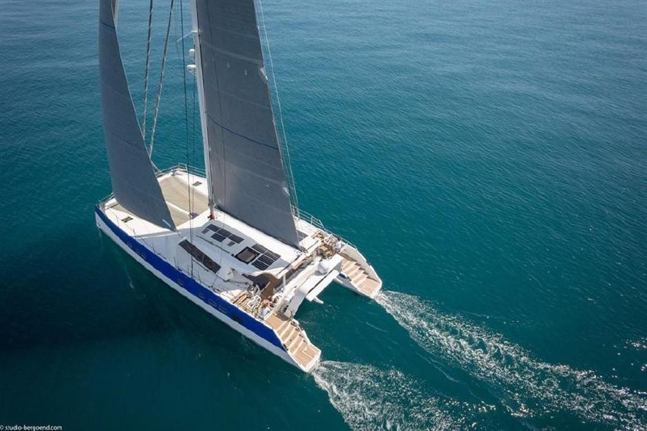 S/Y Arcadia V Yacht #9