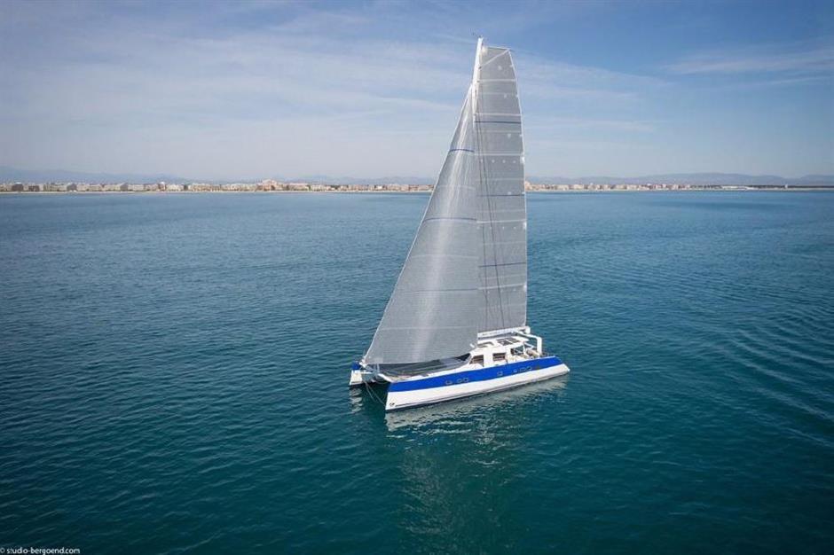 S/Y Arcadia V Yacht #6
