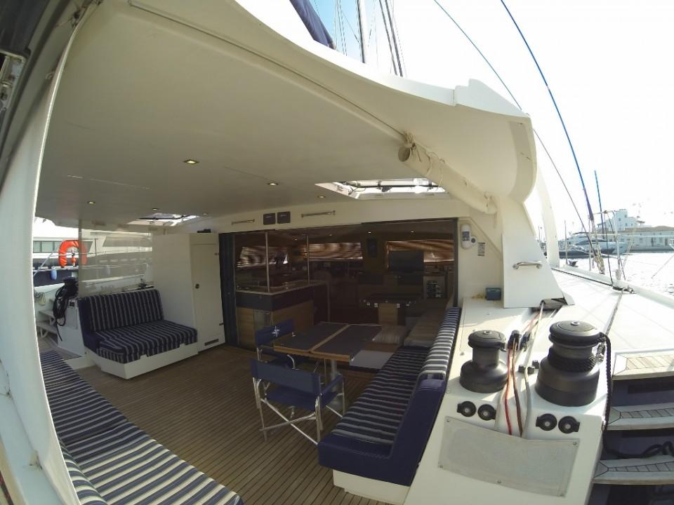 S/Y Arcadia V Yacht #12