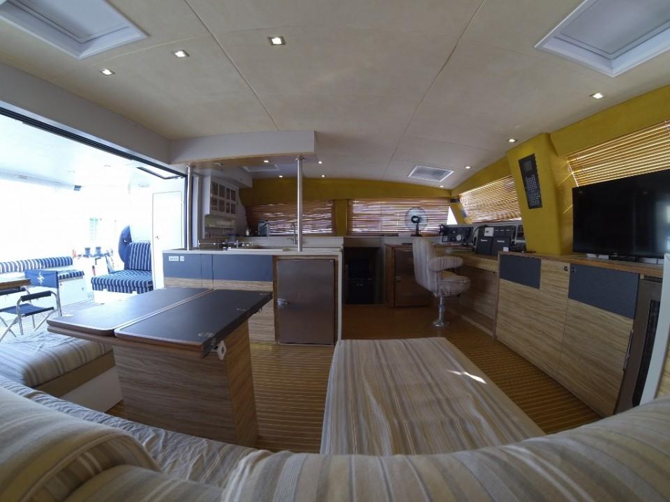 S/Y Arcadia V Yacht #15