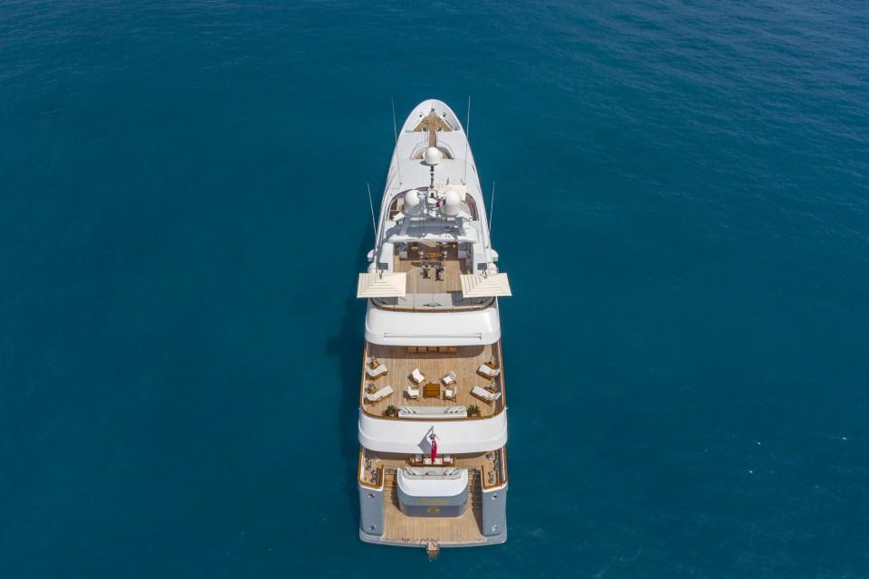 M/Y Mosaique Yacht #4