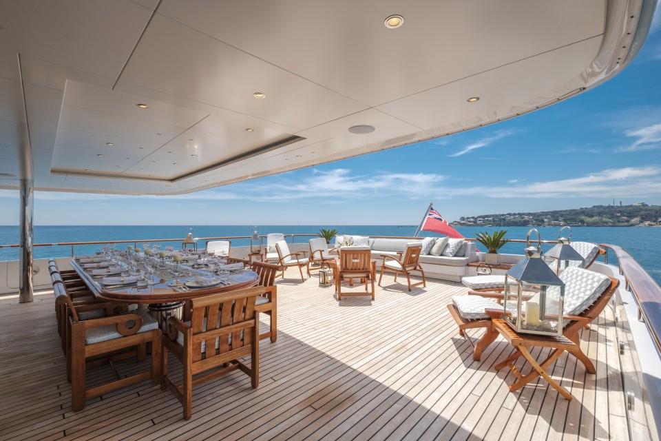 M/Y Mosaique Yacht #11
