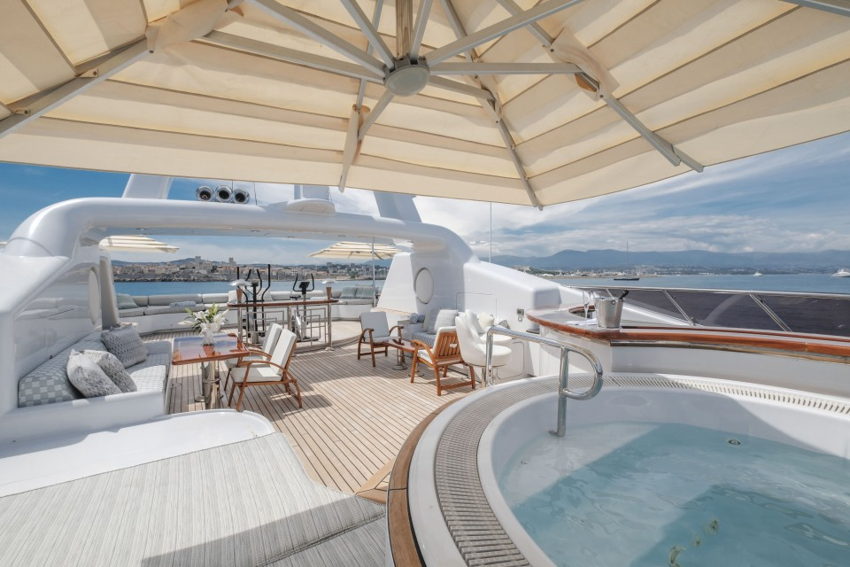 M/Y Mosaique Yacht #13
