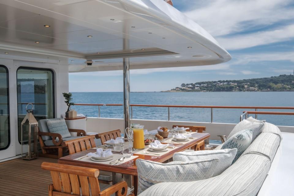 M/Y Mosaique Yacht #17