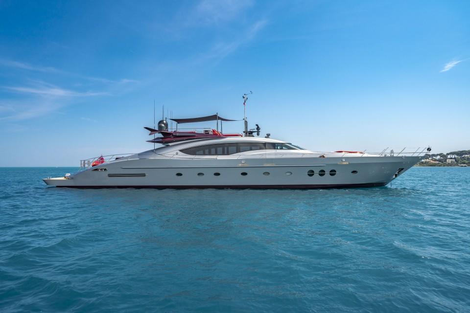 M/Y KJOS Yacht #1