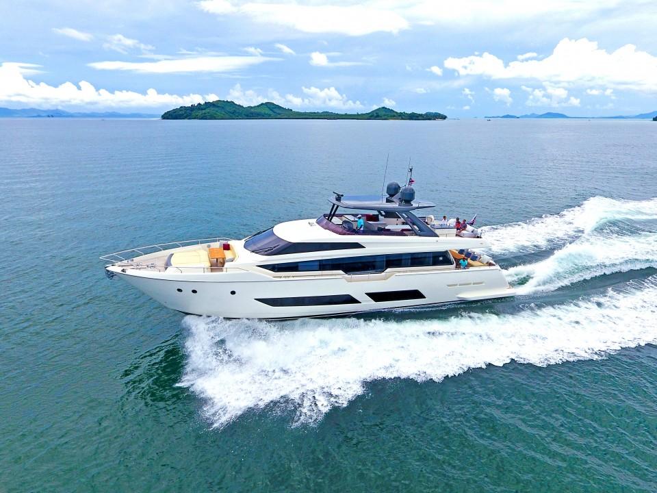 M/Y Oriant Yacht #1