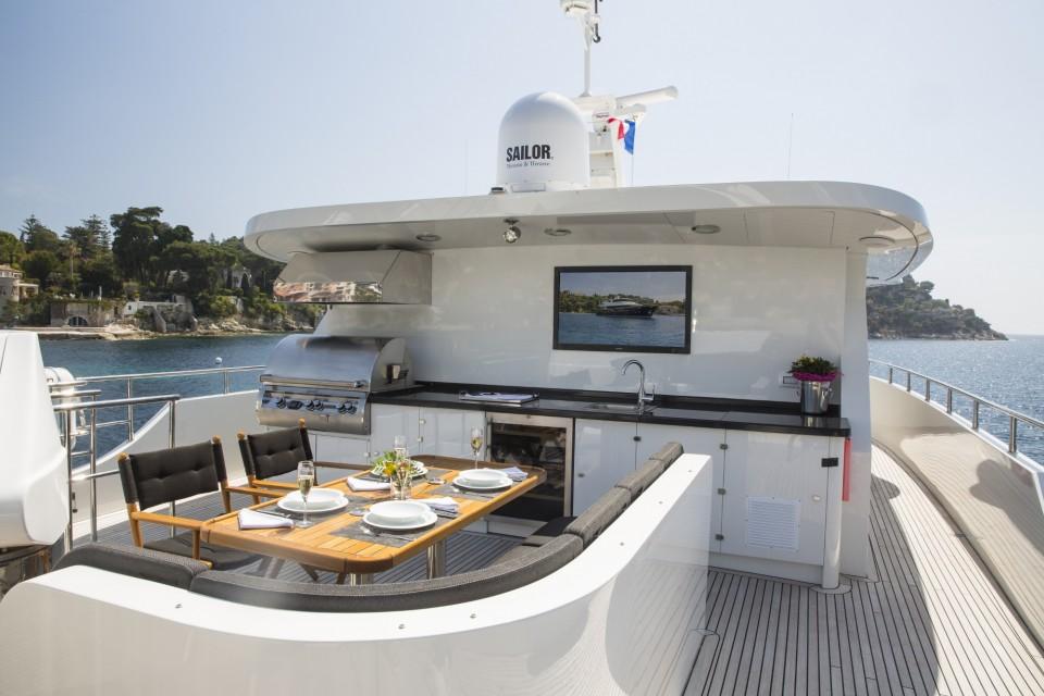 M/Y Destiny Yacht #4