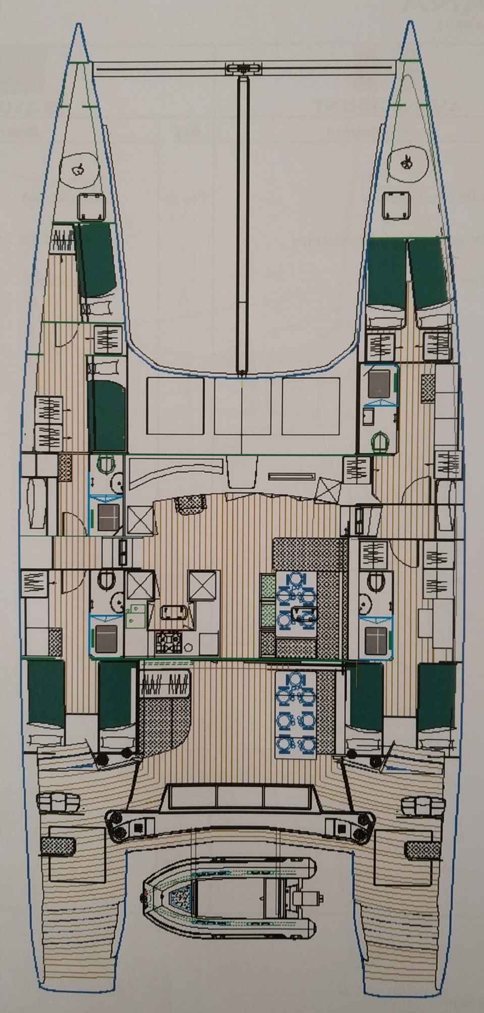 S/Y Arcadia V Yacht #23