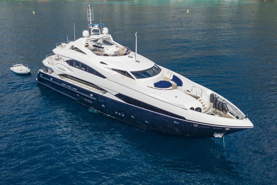 M/Y The Devocean Yacht #23