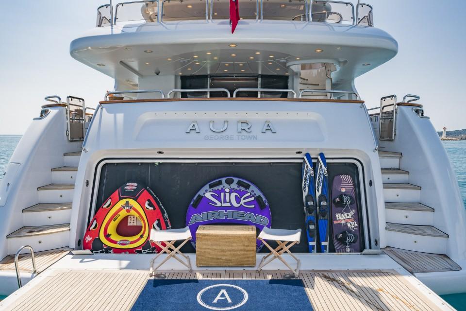 M/Y Aura Yacht #5