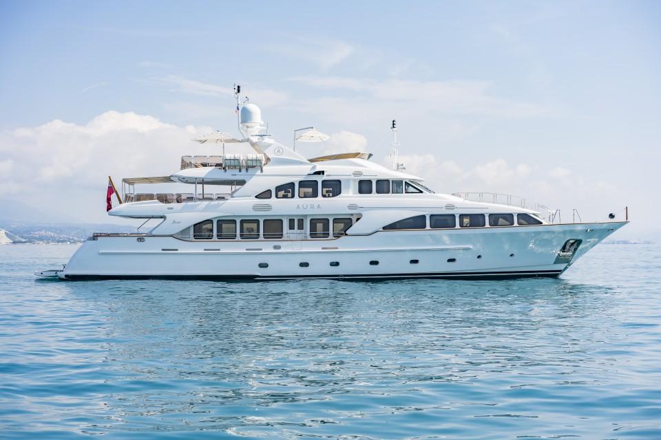 M/Y Aura Yacht #13