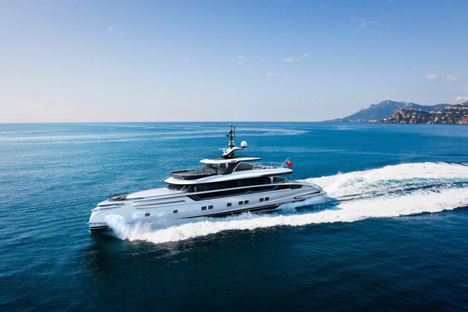 M/Y GTT 135 Yacht #10