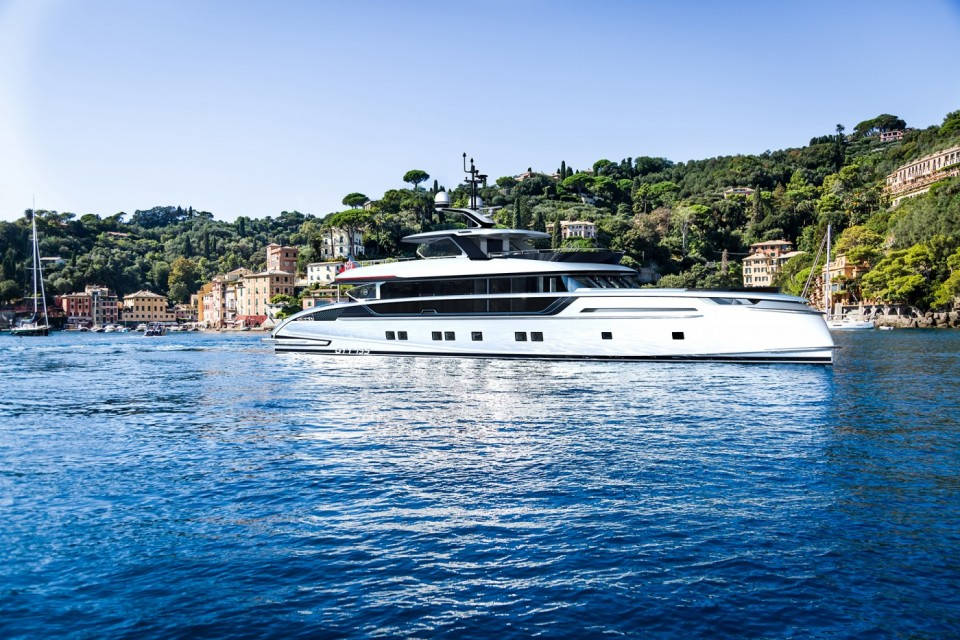 M/Y GTT 135 Yacht #6