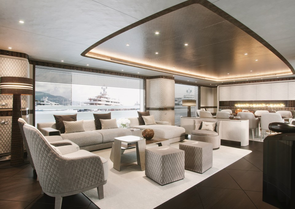 M/Y GTT 135 Yacht #12