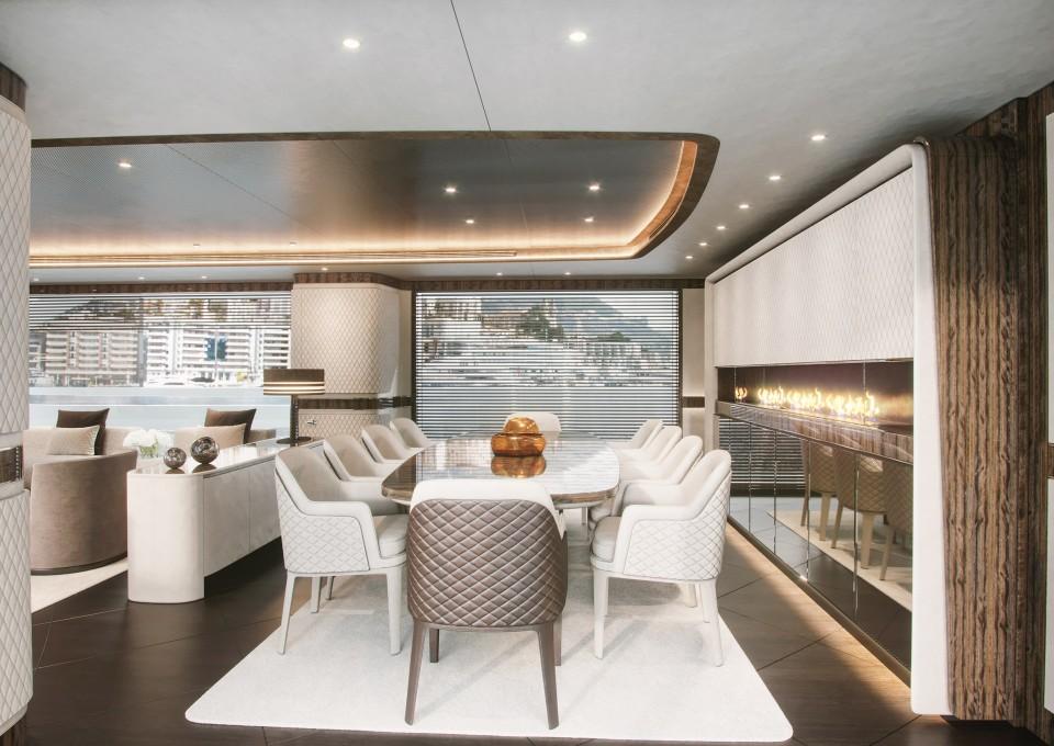 M/Y GTT 135 Yacht #17