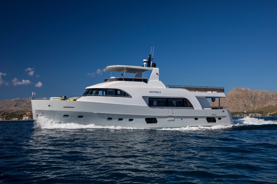 M/Y Eighteen Two Yacht #1
