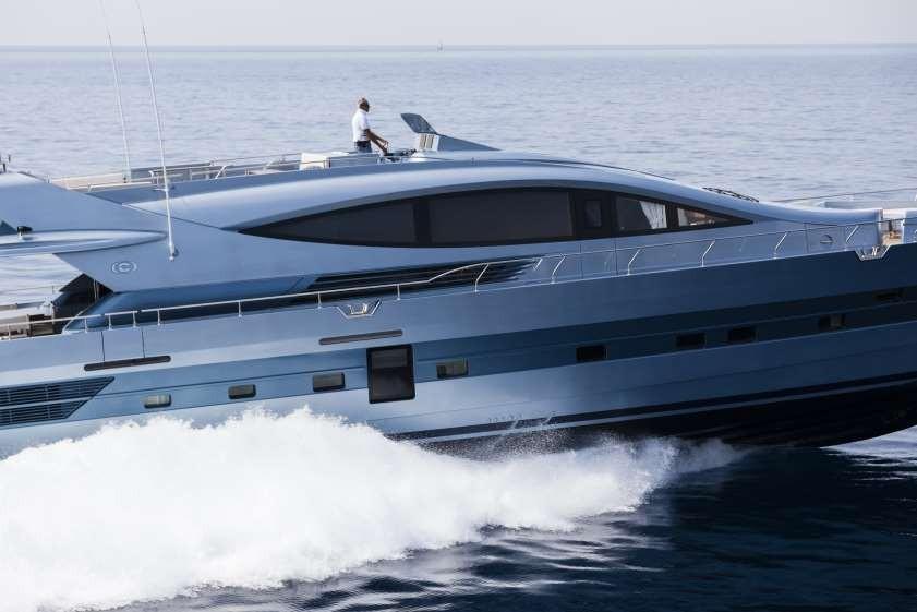 M/Y CCN 102' FlyingSport Yacht #3