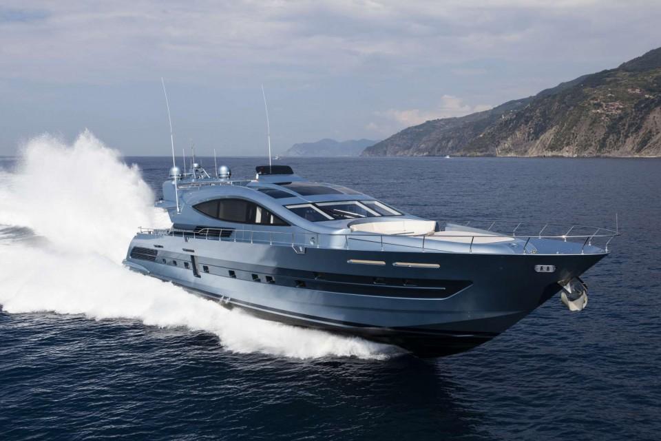 M/Y CCN 102' FlyingSport Yacht #1