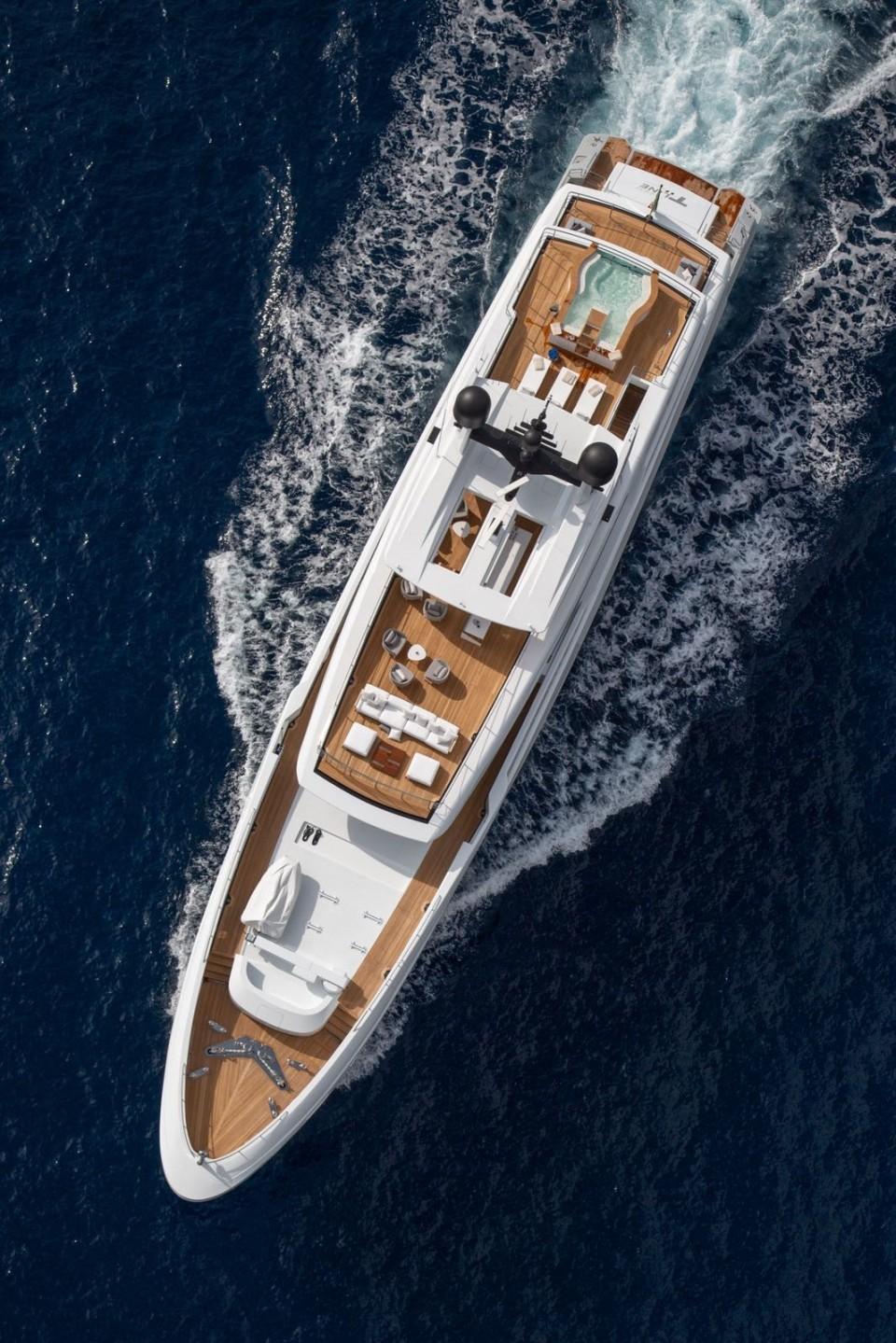 M/Y 48M T-Line Yacht #2