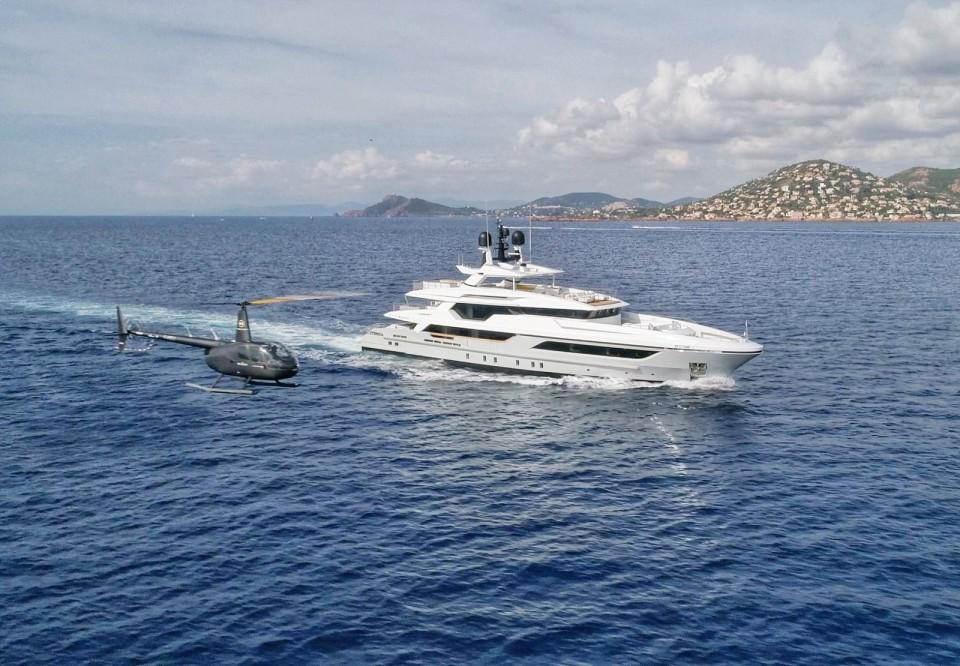 M/Y 48M T-Line Yacht #7