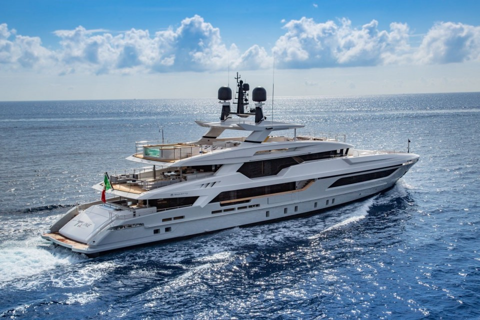M/Y 48M T-Line Yacht #8
