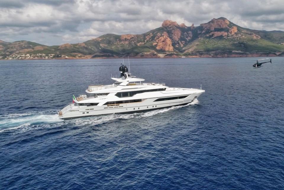 M/Y 48M T-Line Yacht #5