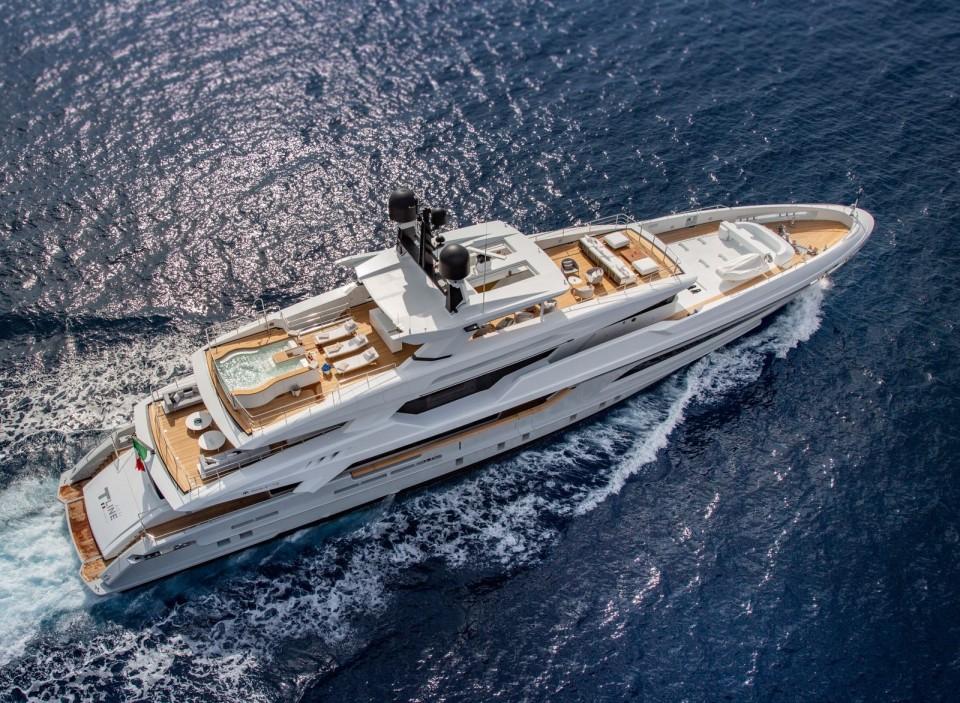 M/Y 48M T-Line Yacht #3