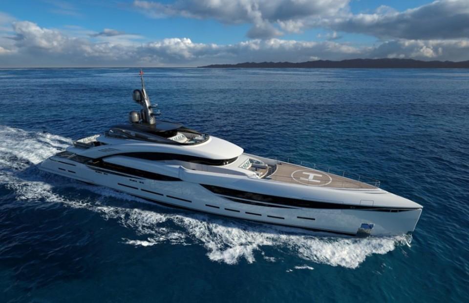 M/Y ISA GRANTURISMO 67 Yacht #3