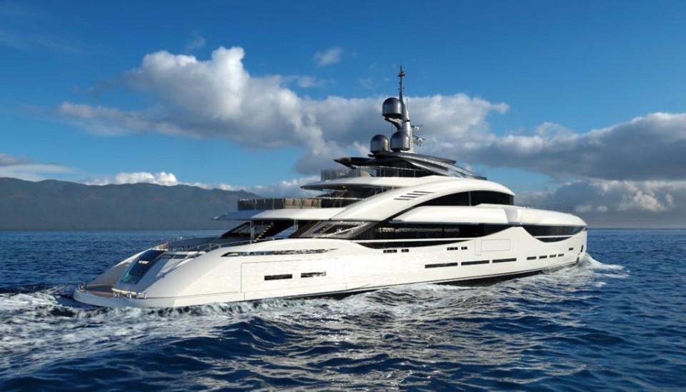 M/Y ISA GRANTURISMO 67 Yacht #2