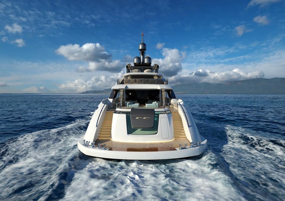 M/Y ISA GRANTURISMO 67 Yacht #8