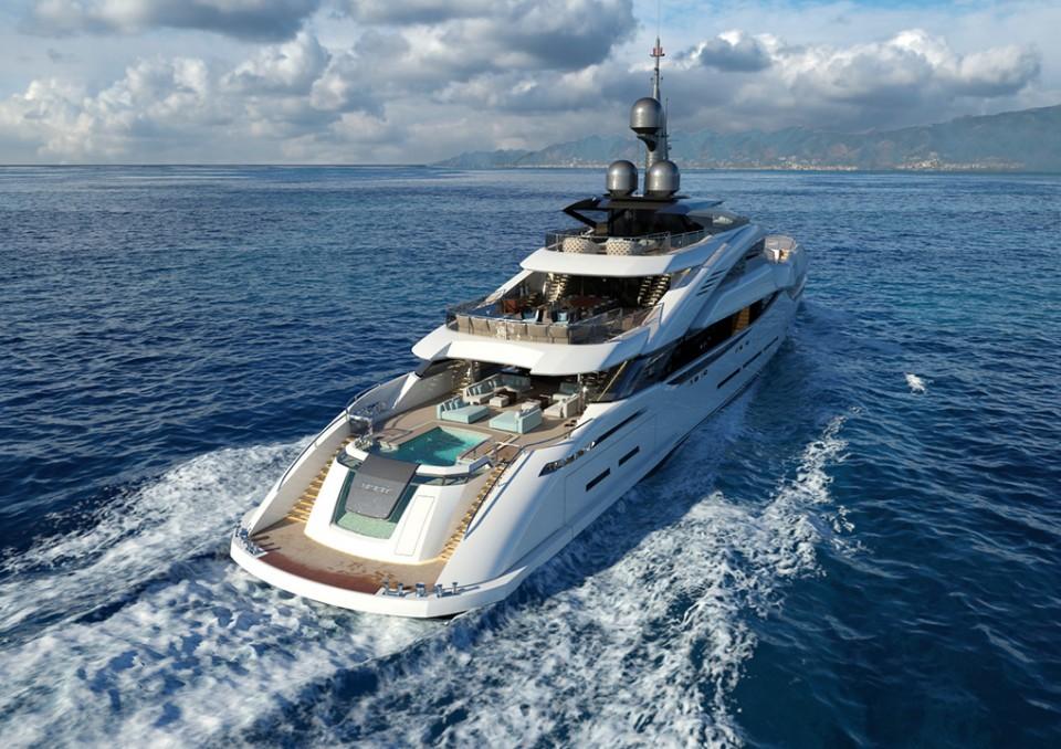 M/Y ISA GRANTURISMO 67 Yacht #1